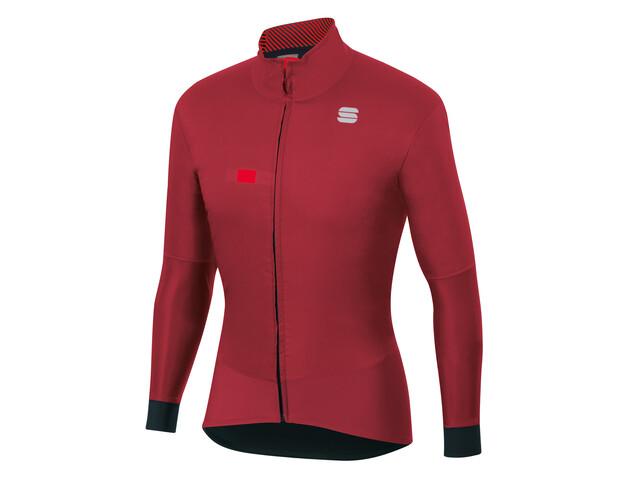 Sportful Bodyfit Pro Veste Homme, red rumba/red